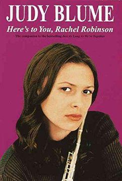 portada Here's to You, Rachel Robinson (libro en Inglés)