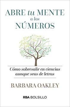 portada Abre tu Mente a lo Numeros (Bolsillo) [Spanish]