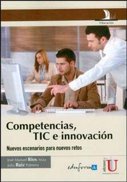portada Competencias tic e Innovacion. Nuevos Escenarios Para Nuevos Retos