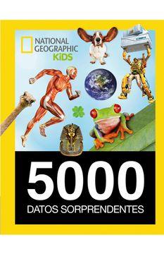 portada 5. 000 Datos Sorprendentes