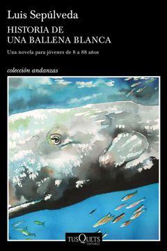 portada Historia de una Ballena Blanca