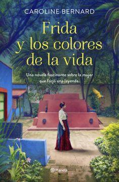 portada Frida y los Colores de la Vida