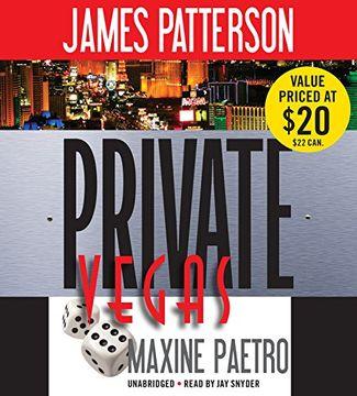 portada Private Vegas (libro en Inglés) (Audiolibro)