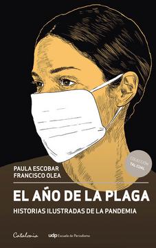 portada El año de la Plaga. Historias Ilustradas de la Pandemia