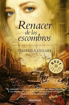 portada RENACER DE LOS ESCOMBROS Debols!llo