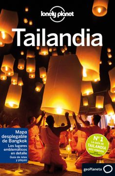 portada Tailandia 2016 (7ª ed. ) (Lonely Planet) (en Papel)