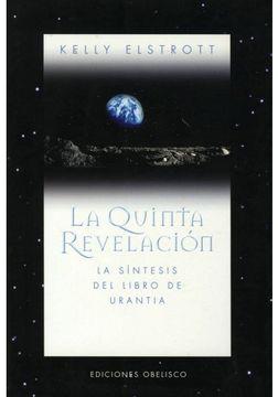 portada Quinta Revelación, la: Sintesis Libro de Uranita (Mensajeros del Universo)