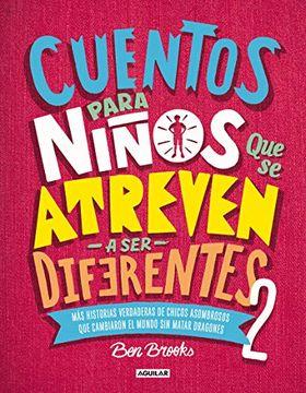 portada Cuentos para niños que se atreven a ser diferentes 2