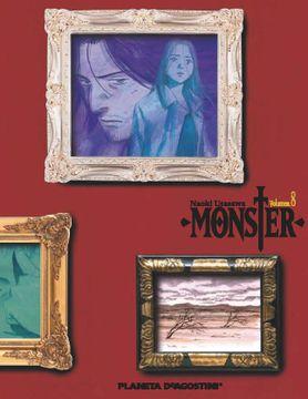 portada Monster Kanzenban nº 08