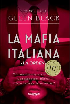 portada LA MAFIA ITALIANA 3 LA ORDEN