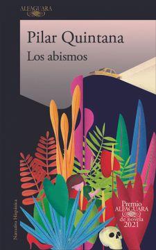 portada Los Abismos (Premio Alfaguara 2021)