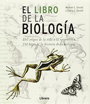 portada El Libro de la Biologia