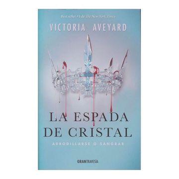 portada La Espada de Cristal