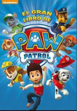 portada El Gran Libro de paw Patrol