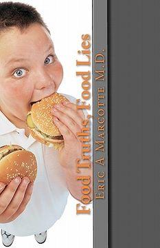 portada food truths, food lies