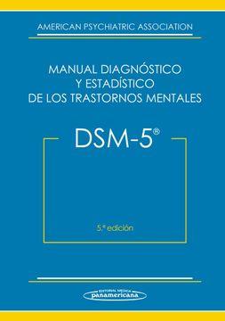 portada Dsm-5 Manual Diagnostico y Estadistico de los Trastornos Mentales (5ª Ed. )