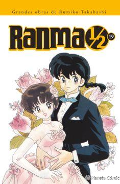 portada Ranma 1-2, 19