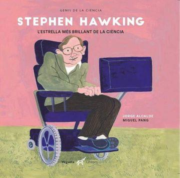 portada Stephen Hawking (Catalán) (libro en Catalan)