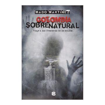 portada Colombia Sobrenatural