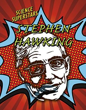 portada Stephen Hawking (Science Superstars) (libro en Inglés)