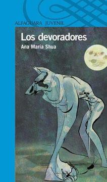 portada Los Devoradores (Alfaguara Juvenil)