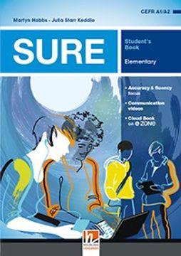 portada Sure Elementary Student's Book With Digital Access Code. Helbling Languages (libro en inglés)