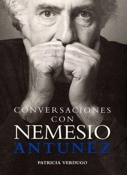 portada Conversaciones con Nemesio Antúnez