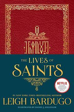 portada The Lives of Saints (libro en Inglés)