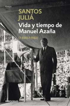 portada Vida y Tiempo de Manuel Azaña