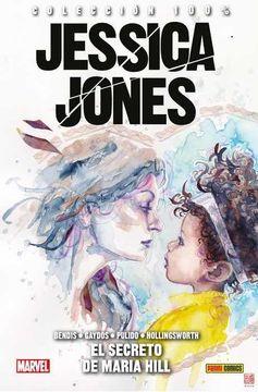 portada Jessica Jones 02 los Secretos de Maria Hill (libro en castilian)