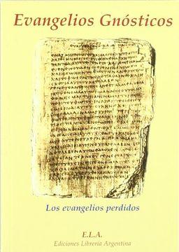 portada Evangelios Gnósticos: Los Evangelios Perdidos