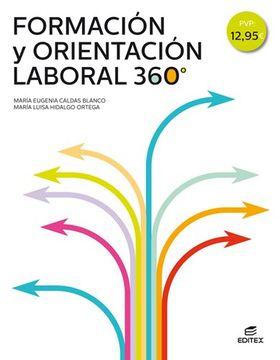 portada Formacion y Orientacion Laboral 360 Grados ed 2018