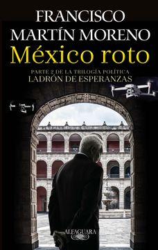portada México roto