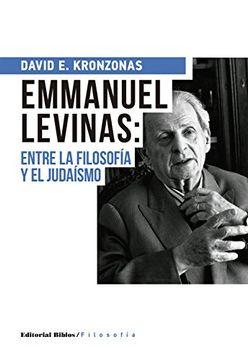 portada Emmanuel Levinas