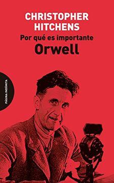 portada Por qué es Importante Orwell