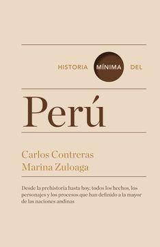 portada Historia Mínima del Perú