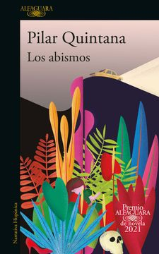 portada Los Abismos. Premio Alfaguara de Novela 2021