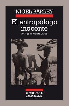 portada El Antropologo Inocente