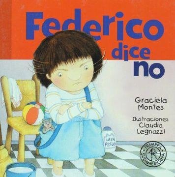 portada Federico Dice no