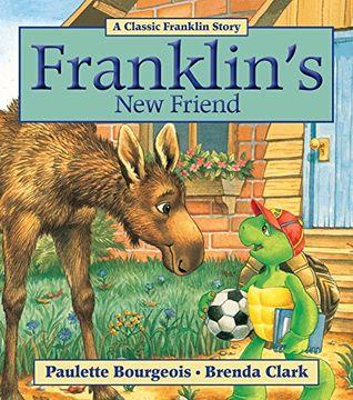 portada Franklin's New Friend