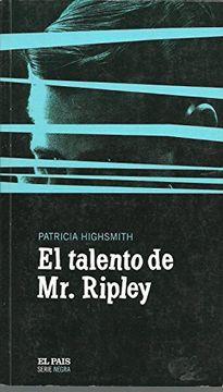 portada El Talento de Mr. Ripley