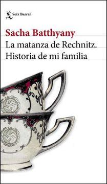 portada Matanza de Rechnitz,La