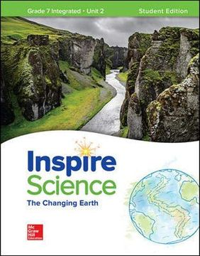portada Inspire Science: Integrated g7 Write-In Student Edition Unit 2 (Integrated Science) (libro en Inglés)