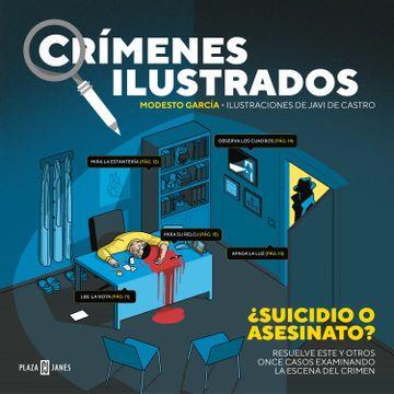 portada Crímenes Ilustrados