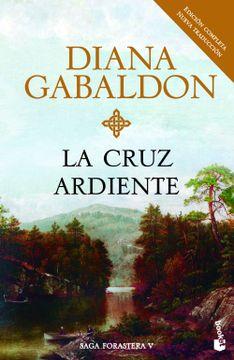 portada La Cruz Ardiente