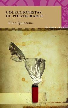 portada Coleccionistas de Polvos Raros