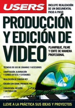 portada Produccion y Edicion de Video