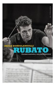 portada Rubato: Procesos Musicales y una Playlist Personal
