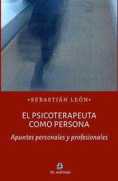 portada El Psicoterapeuta Como Persona
