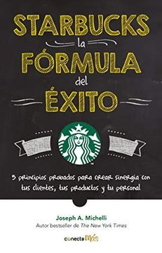 portada STARBUCKS, LA FÓRMULA DEL EXITO
